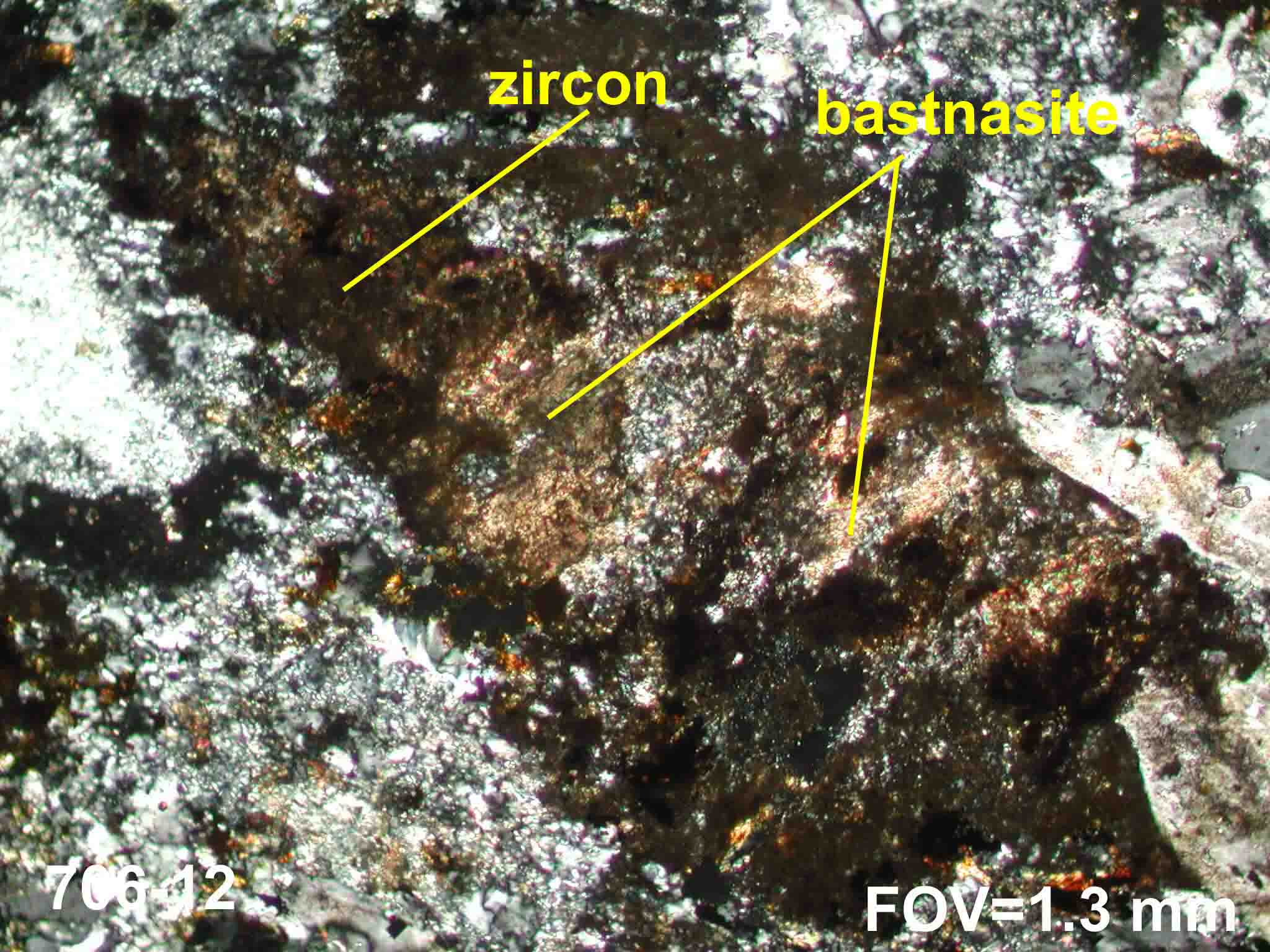 Hornfels Gossan Nickel Zone